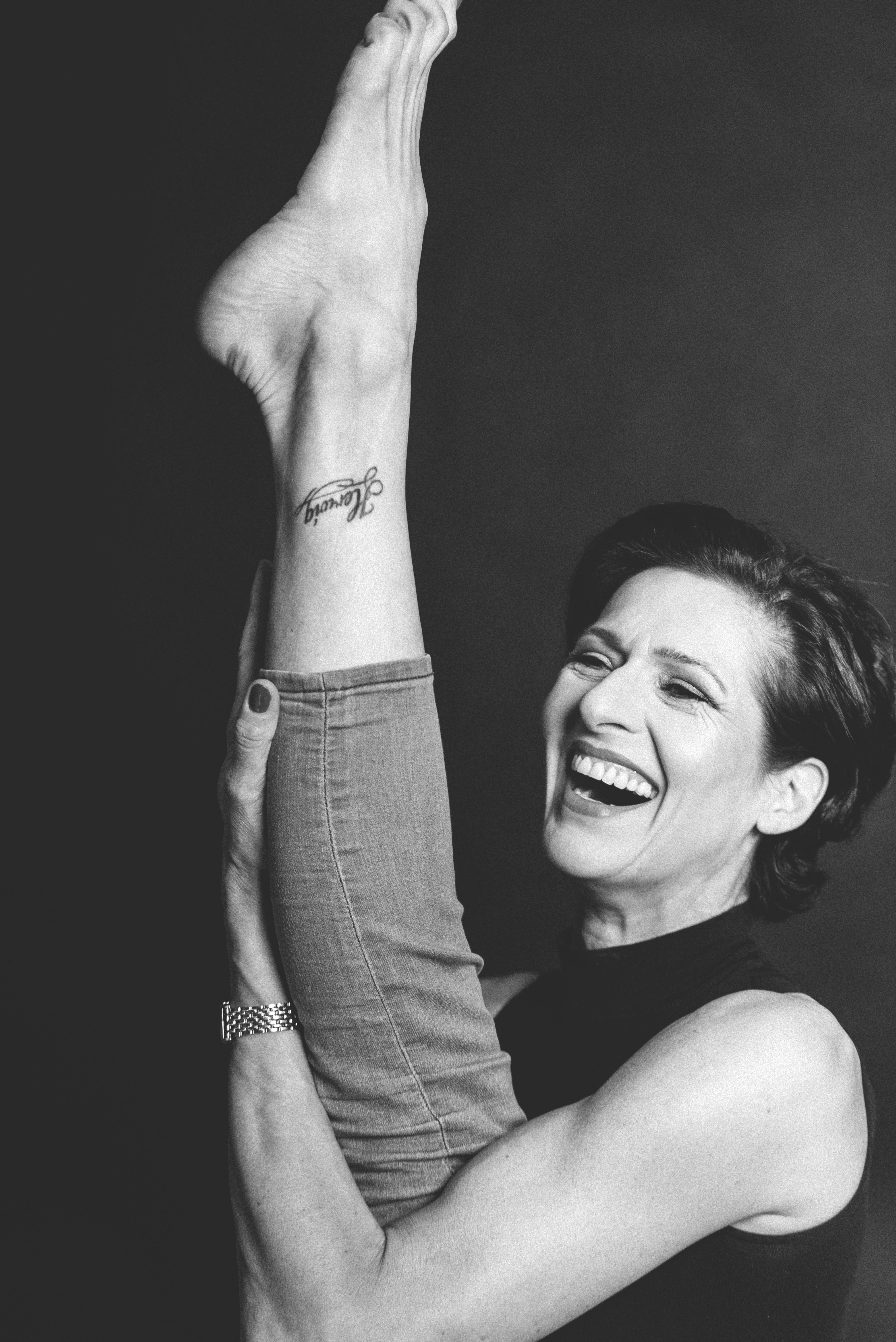 yoga fotoshooting studio