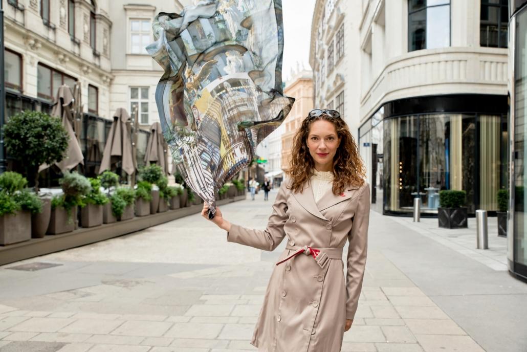 district art fashion woman mode produkt